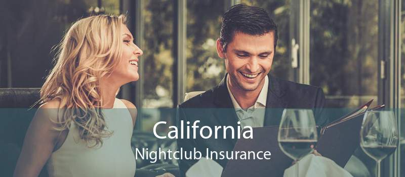 California Nightclub Insurance