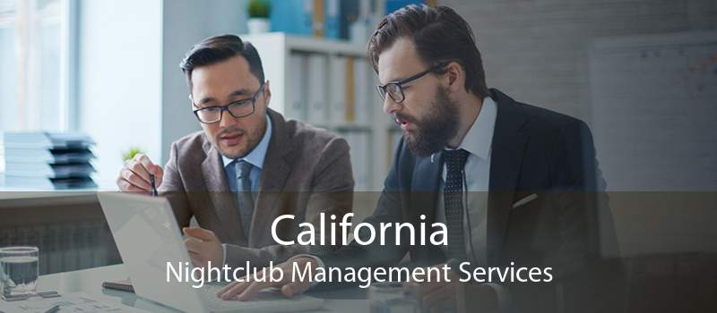 California Nightclub Management Services