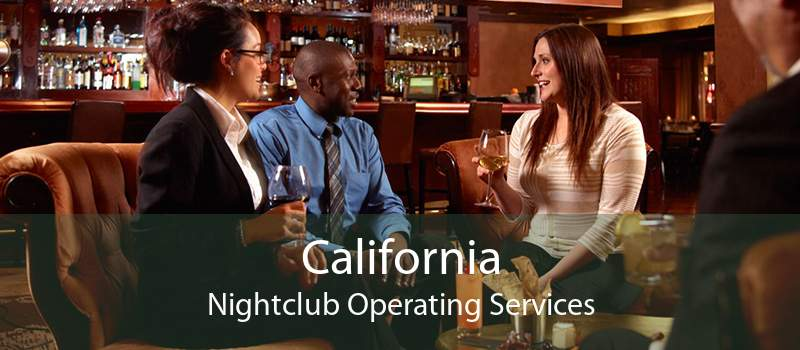 California Nightclub Operating Services